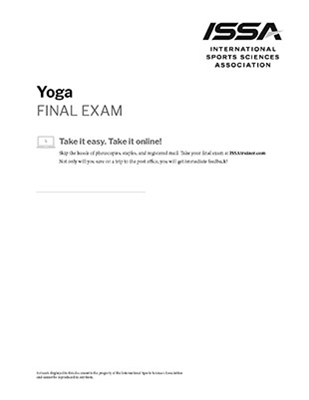 Certified Yoga Instructor Exam