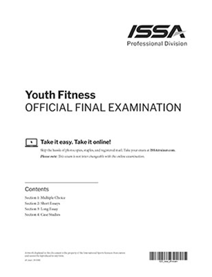 Youth Fitness Certifcation Exam