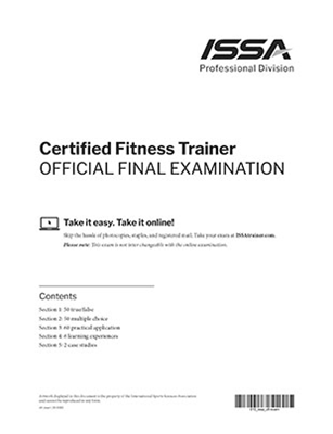 Certified Personal Trainer Exam - CPT